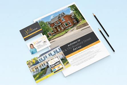 Agent Branding Package